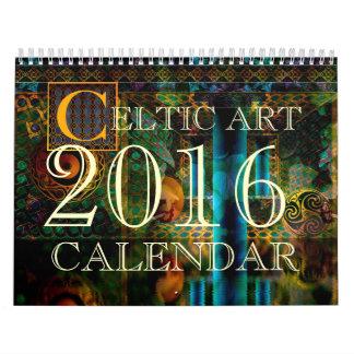2016 Celtic Art Calendar