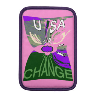 2016 Election Hillary USA We Are Stronger Together iPad Mini Sleeve