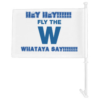 2016 Flying Car Flag