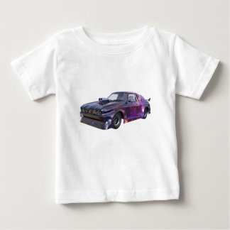 2016 Galaxy Purple Muscle Car Baby T-Shirt