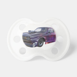 2016 Galaxy Purple Muscle Car Dummy