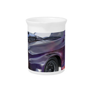 2016 Galaxy Purple Muscle Car Pitcher