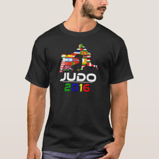 2016: Judo T-Shirt
