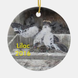2016 Lilac Ornament