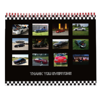 2016 Monte of the Month Calendar