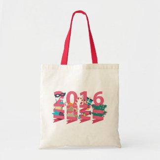 2016 New Year Budget Tote Bag