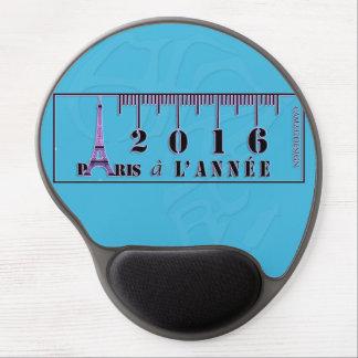 2016-Paris Office Mousepad |CAM237Design Gel Mouse Pad