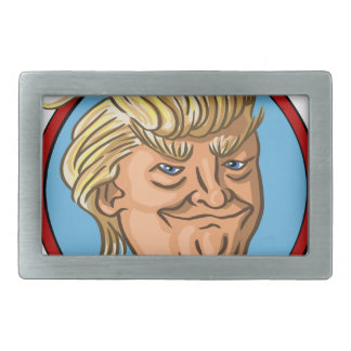 2016 Presidential Election Belt Buckle