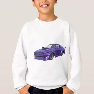 2016 Purple Muscle Car Sweatshirt
