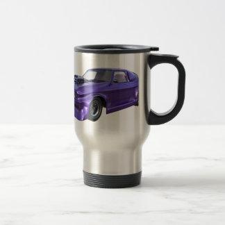2016 Purple Muscle Car Travel Mug