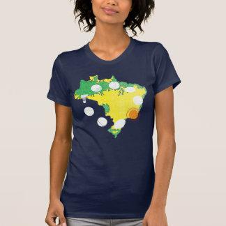 2016 Rio Olympic Brasil T-Shirt