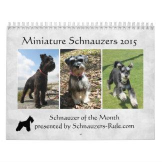 2016 Schnauzer Calendar
