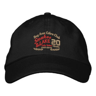 2016 Snakes Adjustable Hat Embroidered Cap