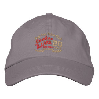 2016 Snakes flex-fit hat Embroidered Hats