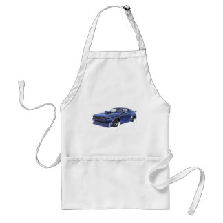 2016 Star Blue Muscle Car Standard Apron