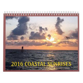 2016 Sunrise Calendar