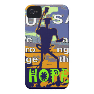 2016 US election Hillary Clinton hope Stronger Tog Case-Mate iPhone 4 Cases