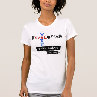 2016 Vote For Revolution T-Shirt