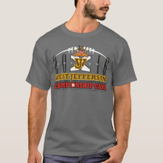 2016 West Jefferson Trojan Horse Tee
