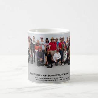 2016 Women of Bonneville Coffee Mug