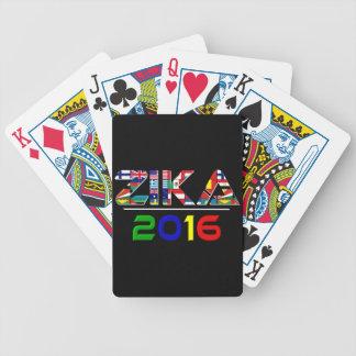 2016 ZIKA POKER DECK