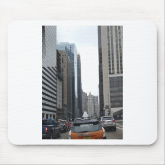 20171chicao rush hour mouse pad
