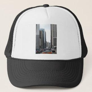 20171chicao rush hour trucker hat