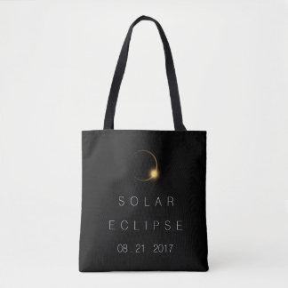2017 American Total Solar Eclipse Tote Bag