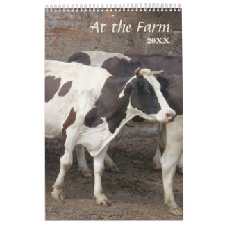 2017 At The Farm Calendar
