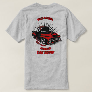 2017 Basehor Car Show T-Shirt