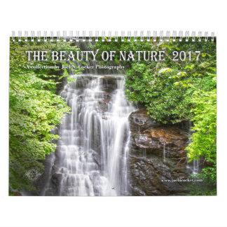 2017 Beauty of Nature Photography Calendar