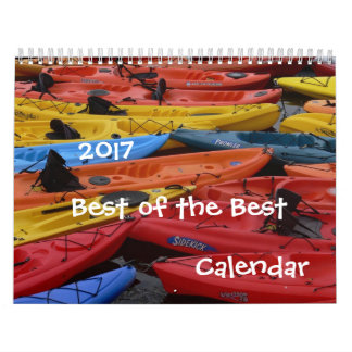 2017 Best of the Best Calendar