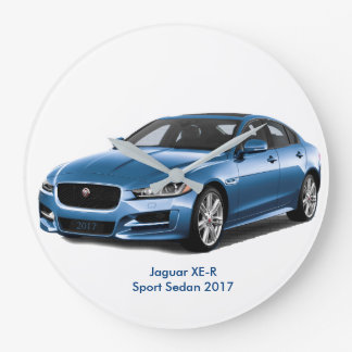 2017 Car image for Round (Large) Wall Clock
