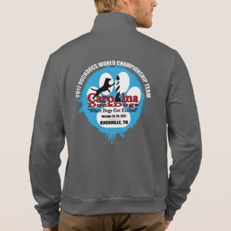 2017 Carolina Dockdogs World Championship Gear Jacket