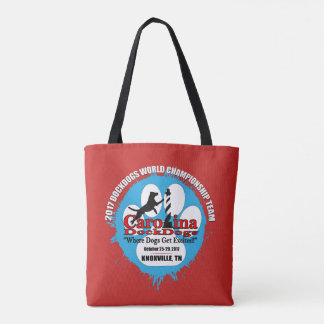 2017 CDD World Championship Gear Tote Bag