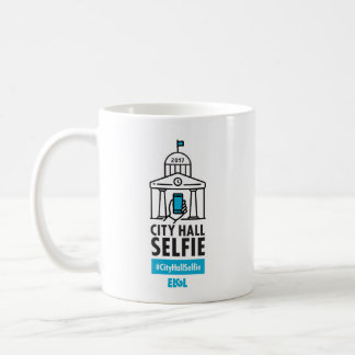 2017 #CityHallSelfie Mug