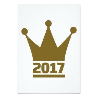 2017 crown card
