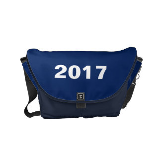2017 DESIGN CUSTOM TEMPLATE  BLUE COURIER BAG