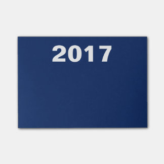 2017 DESIGN CUSTOM TEMPLATE BLUE POST-IT® NOTES