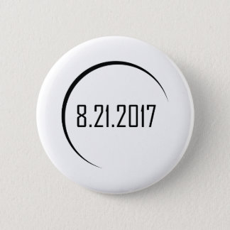 2017 Eclipse 6 Cm Round Badge
