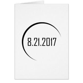 2017 Eclipse Card