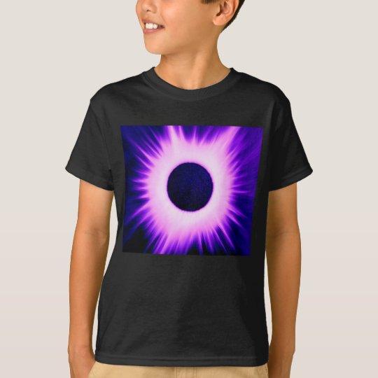 2017 Eclipse Kids' t-shirt, Neon Series (Magenta) T-Shirt