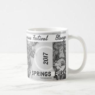 2017 Eureka Springs Bluegrass Festival mug