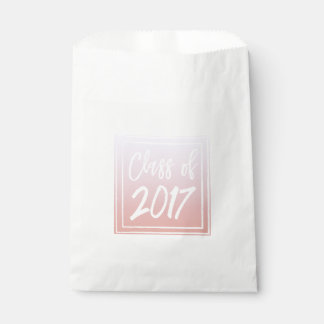 2017 Favor Bags