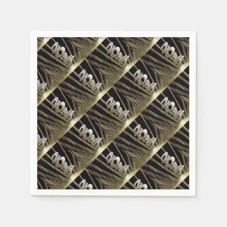 2017 golden roof disposable napkins