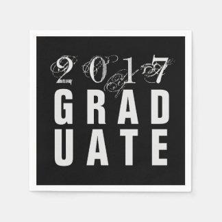 2017 Graduate Paper Napkin