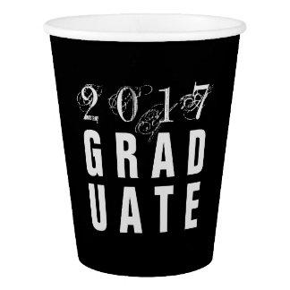 2017 Graduate Party Paper Cup