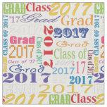 2017 Graduation Fabric