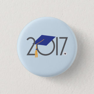 2017 Graduation Mini Pin