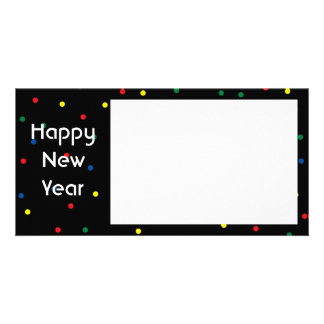 2017 ~ Happy New Year Photo Greeting Card